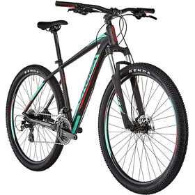 "ORBEA MX 50 29"", black-turquoise-red"